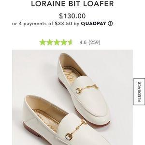 Sam Edelman Loraine bit loafer